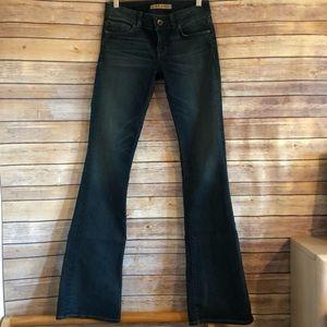 J Brand Heartbreaker Bootleg Jeans 26